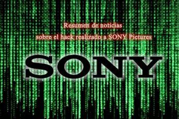 resumen de noticias sobre hack a sony pictures