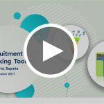 Recruitment Tracking Tool – Video Presentation Madrid, España