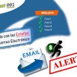 FIS001: ¿Cómo funcionan las estafas vía correo electrónico/email?